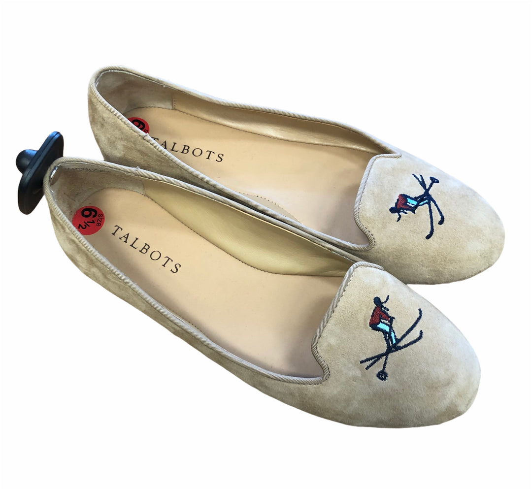 Primary Photo - BRAND: TALBOTS <BR>STYLE: SHOES FLATS <BR>COLOR: TAN <BR>SIZE: 6.5 <BR>SKU: 159-159254-1698