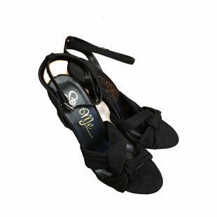 Primary Photo - BRAND:   CMC STYLE: SANDALS HIGH COLOR: BLACK SIZE: 7.5 OTHER INFO: SO ME - SKU: 159-159192-16297