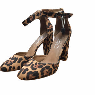 Primary Photo - BRAND: MATISSE STYLE: SHOES HIGH HEEL COLOR: ANIMAL PRINT SIZE: 10 SKU: 159-159254-1769