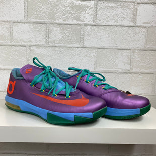 Primary Photo - BRAND: NIKE STYLE: SHOES ATHLETIC COLOR: PURPLE SIZE: 6.5 SKU: 159-159251-1805