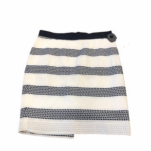 Primary Photo - BRAND: ANN TAYLOR STYLE: SKIRT COLOR: NAVY SIZE: 8PETITE SKU: 159-159267-523