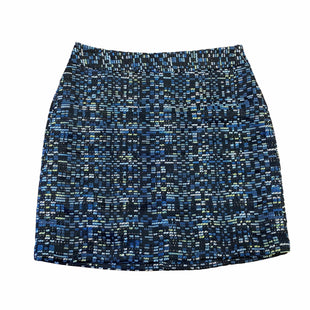 Primary Photo - BRAND: ANN TAYLOR LOFT O STYLE: SKIRT COLOR: BLUE SIZE: 4 SKU: 159-159201-15352