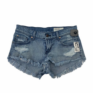 Primary Photo - BRAND:    CLOTHES MENTOR STYLE: SHORTS COLOR: DENIM SIZE: S OTHER INFO: PISTOLA - SKU: 159-159232-7497
