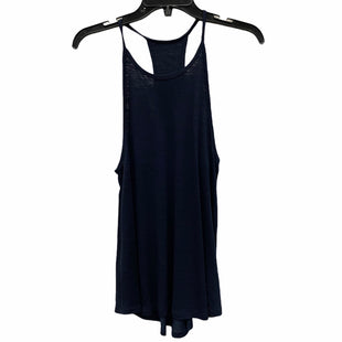 Primary Photo - BRAND: ATHLETA STYLE: ATHLETIC TANK TOP COLOR: NAVY SIZE: M SKU: 159-159240-325