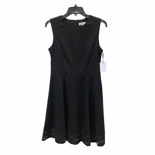 Primary Photo - BRAND: CALVIN KLEIN STYLE: DRESS SHORT SHORT SLEEVE COLOR: BLACK SIZE: M SKU: 159-159266-256BIM: 9159
