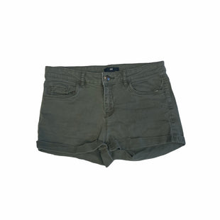 Primary Photo - BRAND: H&M STYLE: SHORTS COLOR: GREEN SIZE: 6 SKU: 159-159240-181