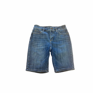 Primary Photo - BRAND: CHICOS STYLE: SHORTS COLOR: DENIM SIZE: 2 SKU: 159-159267-823