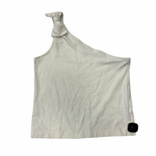 Primary Photo - BRAND: J CREW O STYLE: TOP SLEEVELESS COLOR: WHITE SIZE: S SKU: 159-159254-2126