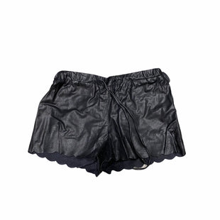 Primary Photo - BRAND: FOREVER 21 STYLE: SHORTS COLOR: BLACK SIZE: S SKU: 159-159192-13376