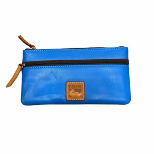 Primary Photo - BRAND: DOONEY AND BOURKE STYLE: WALLET COLOR: BLUE SIZE: SMALL SKU: 159-159252-3408