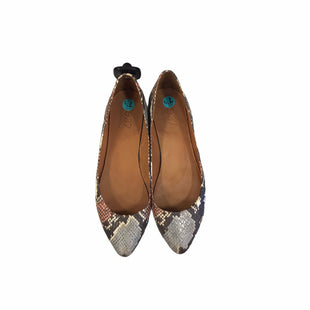 Primary Photo - BRAND:   CMC STYLE: SHOES FLATS COLOR: SNAKESKIN PRINT SIZE: 7.5 OTHER INFO: 1937 FOOTWEAR - SKU: 159-159273-85