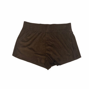 Primary Photo - BRAND: SANS SOUCI STYLE: SHORTS COLOR: BROWN SIZE: S SKU: 159-159253-303