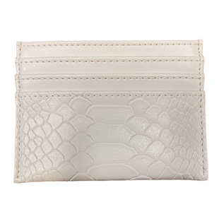 Primary Photo - BRAND:    CLOTHES MENTOR STYLE: WALLET COLOR: WHITE SIZE: SMALL SKU: 159-159192-16999