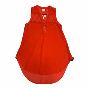 Primary Photo - BRAND:    CLOTHES MENTOR STYLE: TOP SLEEVELESS COLOR: RED SIZE: M OTHER INFO: LILA - SKU: 159-159251-47