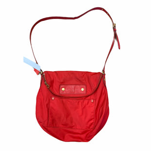 Primary Photo - BRAND: MARC BY MARC JACOBS STYLE: HANDBAG DESIGNER COLOR: RED SIZE: MEDIUM SKU: 159-159252-1821