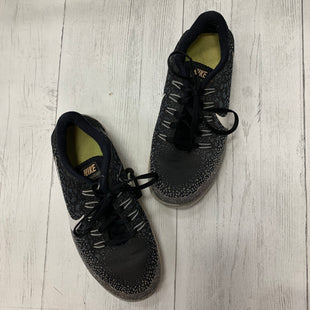 Primary Photo - BRAND: NIKE STYLE: SHOES ATHLETIC COLOR: BLACK SIZE: 8 OTHER INFO: AS IS SKU: 159-159110-14519