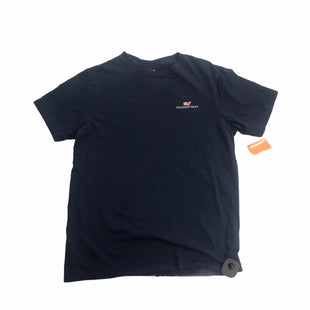 Primary Photo - BRAND: VINEYARD VINES STYLE: TOP DESIGNER COLOR: NAVY SIZE: L SKU: 159-159266-1261