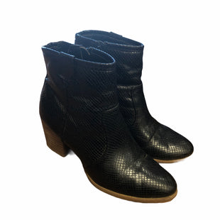 Primary Photo - BRAND: CARLOS SANTANA STYLE: BOOTS ANKLE COLOR: BLACK SIZE: 8 OTHER INFO: AS IS SKU: 159-159201-15503