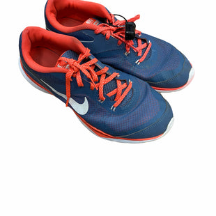 Primary Photo - BRAND: NIKE STYLE: SHOES ATHLETIC COLOR: BLUE SIZE: 9 SKU: 159-159192-17105
