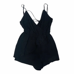 Primary Photo - BRAND: TOBI STYLE: DRESS SHORT SLEEVELESS COLOR: BLACK SIZE: XS OTHER INFO: ROMPER SKU: 159-159274-104