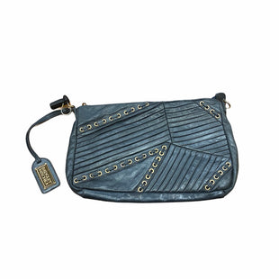 Primary Photo - BRAND: BADGLEY MISCHKA STYLE: HANDBAG DESIGNER COLOR: NAVY SIZE: MEDIUM SKU: 159-159260-949