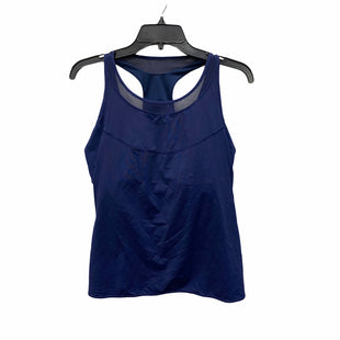 Primary Photo - BRAND: LULULEMON STYLE: ATHLETIC TANK TOP COLOR: BLUE SIZE: 12 SKU: 159-159273-22