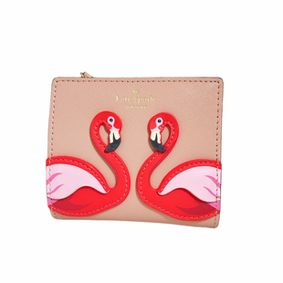 Primary Photo - BRAND: KATE SPADE STYLE: WALLET COLOR: PINK SIZE: SMALL SKU: 159-159254-1910