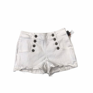 Primary Photo - BRAND: EXPRESS STYLE: SHORTS COLOR: WHITE SIZE: 6 SKU: 159-159157-59271