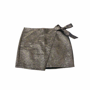 Primary Photo - BRAND: EXPRESS STYLE: SKIRT COLOR: GOLD SIZE: 14 SKU: 159-159252-1204