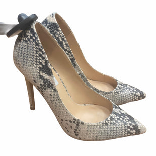 Primary Photo - BRAND: STEVE MADDEN STYLE: SHOES HIGH HEEL COLOR: SNAKESKIN PRINT SIZE: 6 SKU: 159-159251-3272