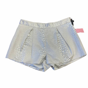 Primary Photo - BRAND:    CLOTHES MENTOR STYLE: SHORTS COLOR: SILVER SIZE: 2 SKU: 159-159249-525