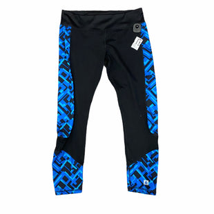 Primary Photo - BRAND: ANNE KLEIN STYLE: ATHLETIC CAPRIS COLOR: BLACK SIZE: XL SKU: 159-159252-3722