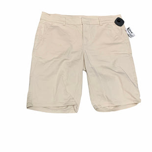 Primary Photo - BRAND: ANN TAYLOR LOFT STYLE: SHORTS COLOR: TAN SIZE: 8 SKU: 159-159232-8056