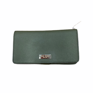 Primary Photo - BRAND: HENRI BENDEL STYLE: WALLET COLOR: GREEN SIZE: SMALL OTHER INFO: AS IS - SCRATCHES SKU: 159-15911-12384