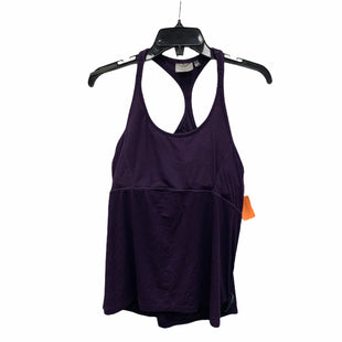 Primary Photo - BRAND: ATHLETA STYLE: ATHLETIC TANK TOP COLOR: PURPLE SIZE: L SKU: 159-159273-20