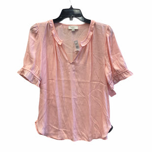 Primary Photo - BRAND: ANN TAYLOR LOFT O STYLE: TOP SHORT SLEEVE COLOR: PINSTRIPE SIZE: S SKU: 159-159232-9764BIM: 9048