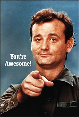 You're Awesome! ....fridge magnet (ep)