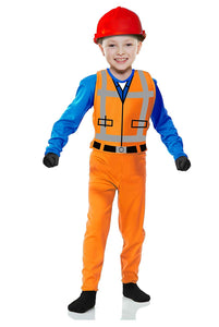 Charades The Builder Toddler Costume