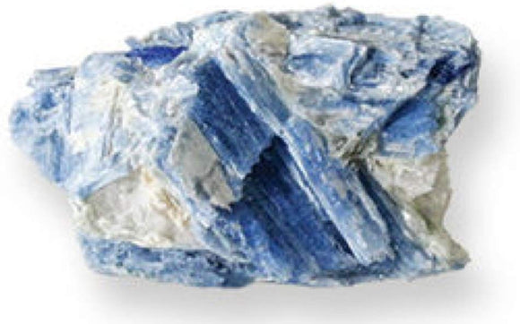 Blue Kyanite, one piece, approximately 1