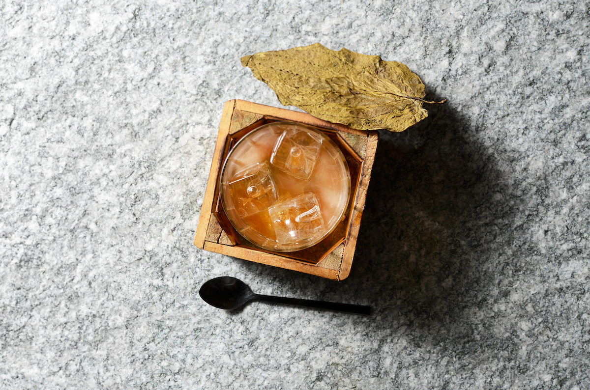 chefs and bartenders cocktail camus cognac whisky