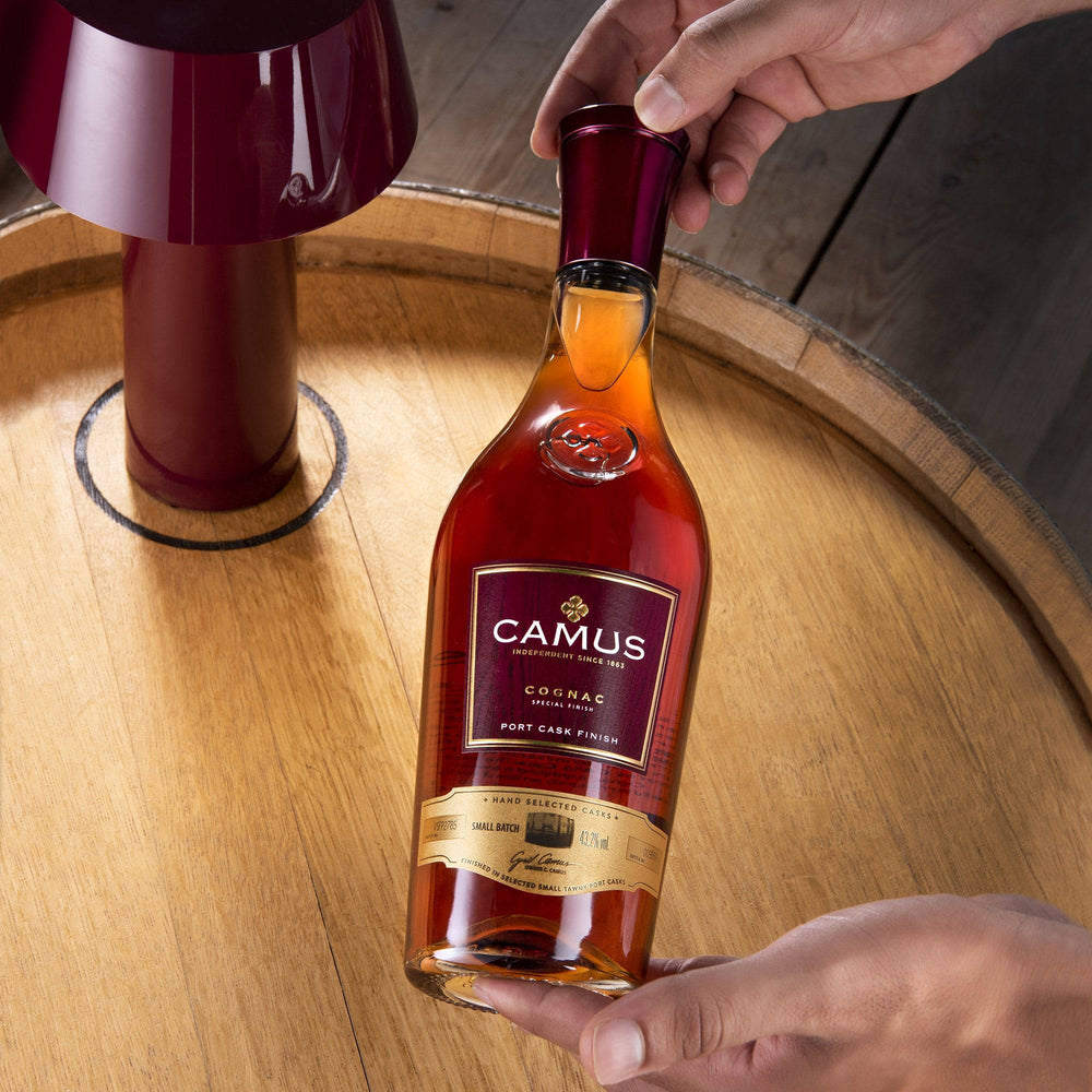 COGNAC CAMUS PORT CASK FINISH