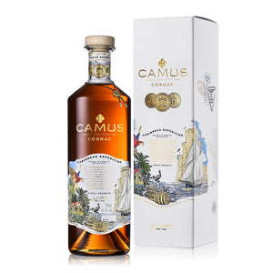 Load image into Gallery viewer, CAMUS COGNAC CARIBBEAN EXPEDITION - CAMUS COGNAC