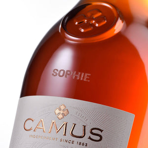 CAMUS COGNAC VSOP BORDERIES SINGLE ESTATE - CAMUS COGNAC