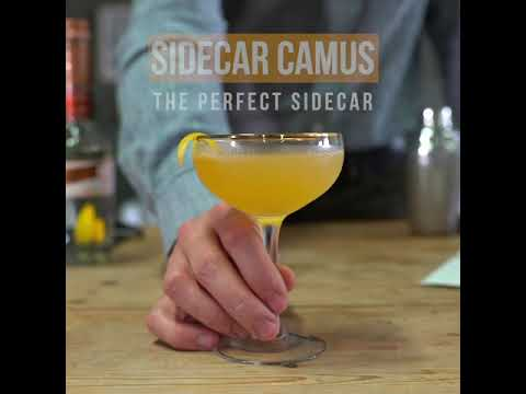 Load and play video in Gallery viewer, CAMUS COGNAC SIDECAR COCKTAIL KIT