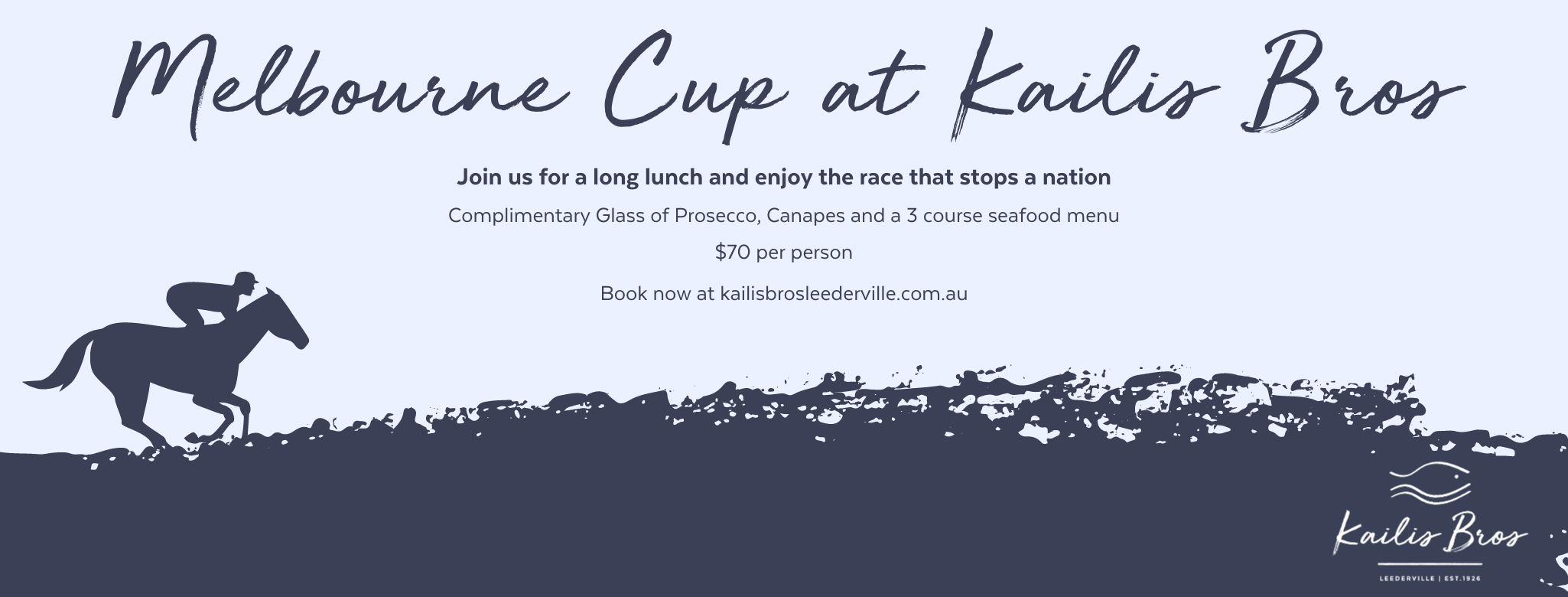 Melbourne Cup at Kailis Bros