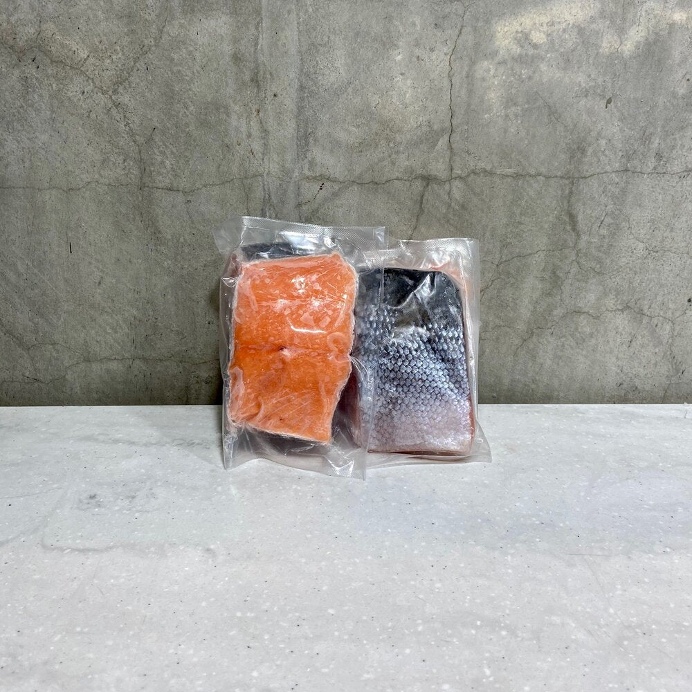 Frozen Tasmanian Salmon Portions Twin Pack