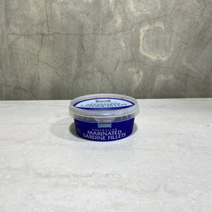 Marinated Fremantle Sardines 250g