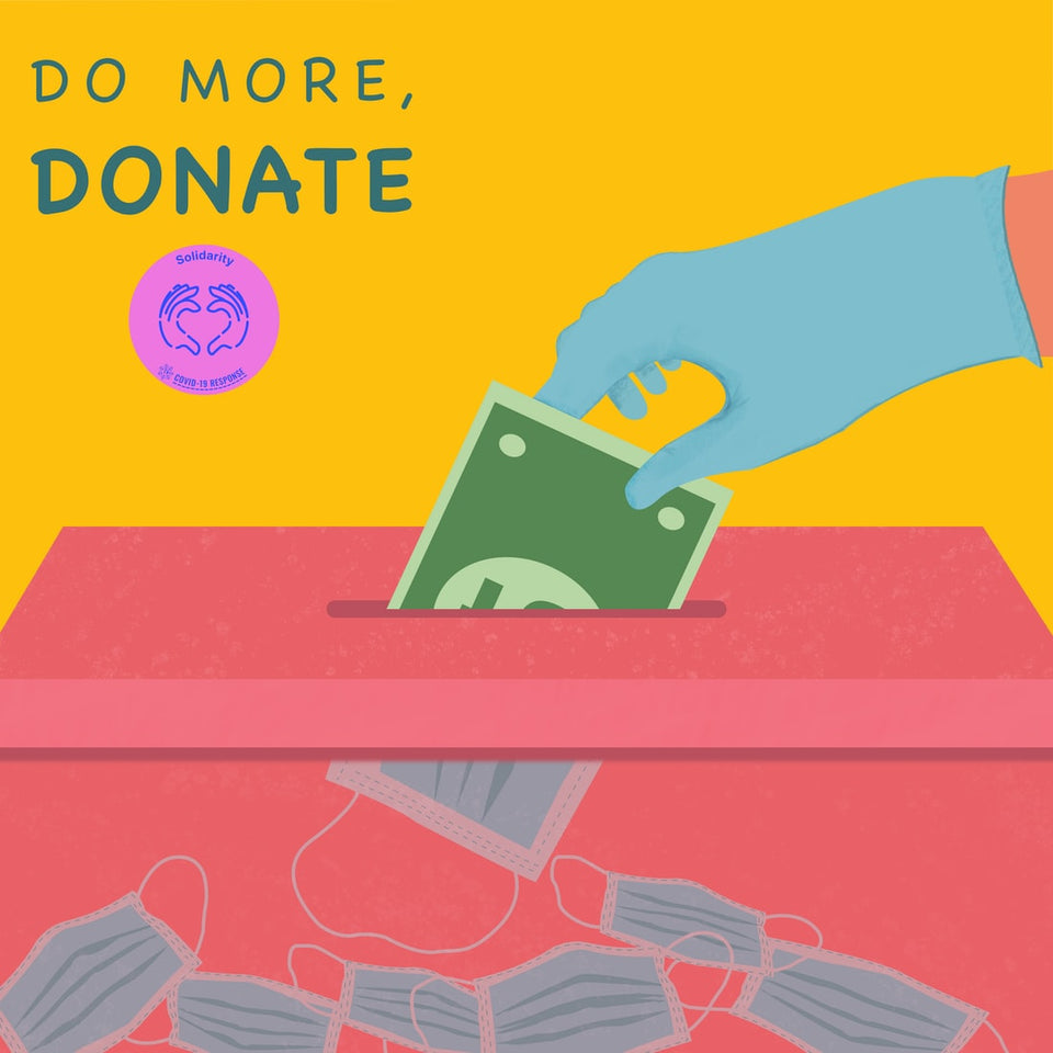 Donation Illustration