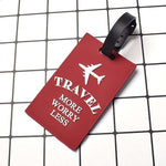 etiquette bagage avion travel more worry less