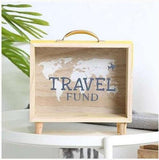 tirelire de voyage travel fund